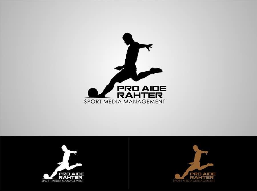 #111 for Sports agency logo by eremFM4v