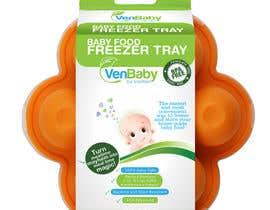 #11 untuk Create Print and Packaging Designs for Baby Food Freezer Tray oleh digitalartsguru