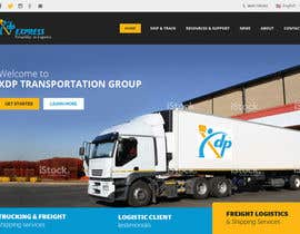 yasirmehmood490 tarafından Build a Website for Delivery Company - courier express için no 6