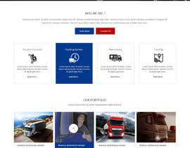 #10 untuk Build a Website for Delivery Company - courier express oleh syrwebdevelopmen