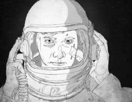 F4MEDIA tarafından Experienced Space Pilot Character Portrait için no 2