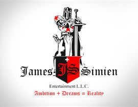 #18 para James Simien Entertainment por dhido