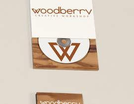 #54 untuk Logo for wood woodworking company oleh Velidesign