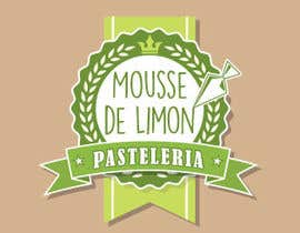#31 para Diseñar un logotipo para repostería / Design a logo for a confectionary house de Alonsomg