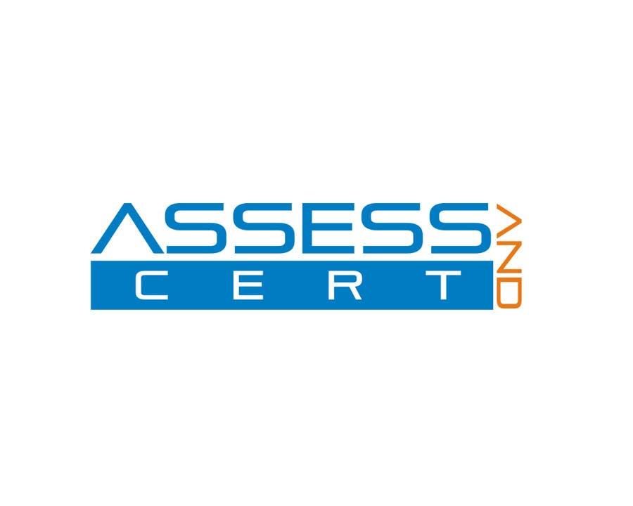 Penyertaan Peraduan #10 untuk Logo For Company Called Assess and Cert