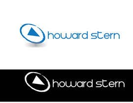 #21 para Design a Logo for Howard Stern por alizainbarkat