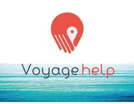 andreapccampbell tarafından Design eines Logos for Project Guest Advisor (voyage.help) için no 15
