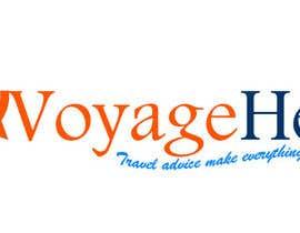 #30 untuk Design eines Logos for Project Guest Advisor (voyage.help) oleh krishnaskarma90