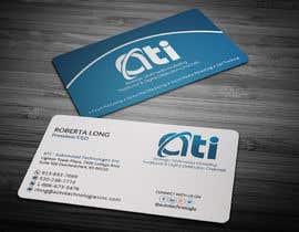 anikush tarafından Design some Business Cards for  ATI için no 34