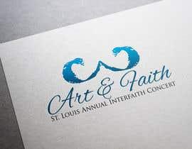 #7 untuk Arts & Faith St. Louis Interfaith Concert Logo oleh asnpaul84
