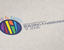 #189 untuk Arts & Faith St. Louis Interfaith Concert Logo oleh Velidesign