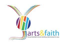 #193 untuk Arts & Faith St. Louis Interfaith Concert Logo oleh Dayna2
