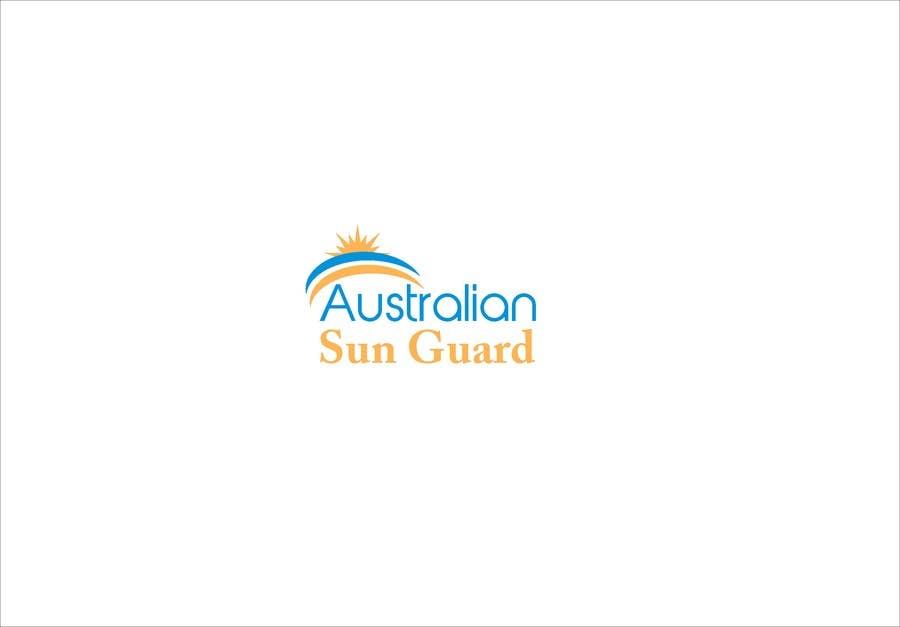 #116 for Design a Logo for Australian Sun Guard by creatvideas