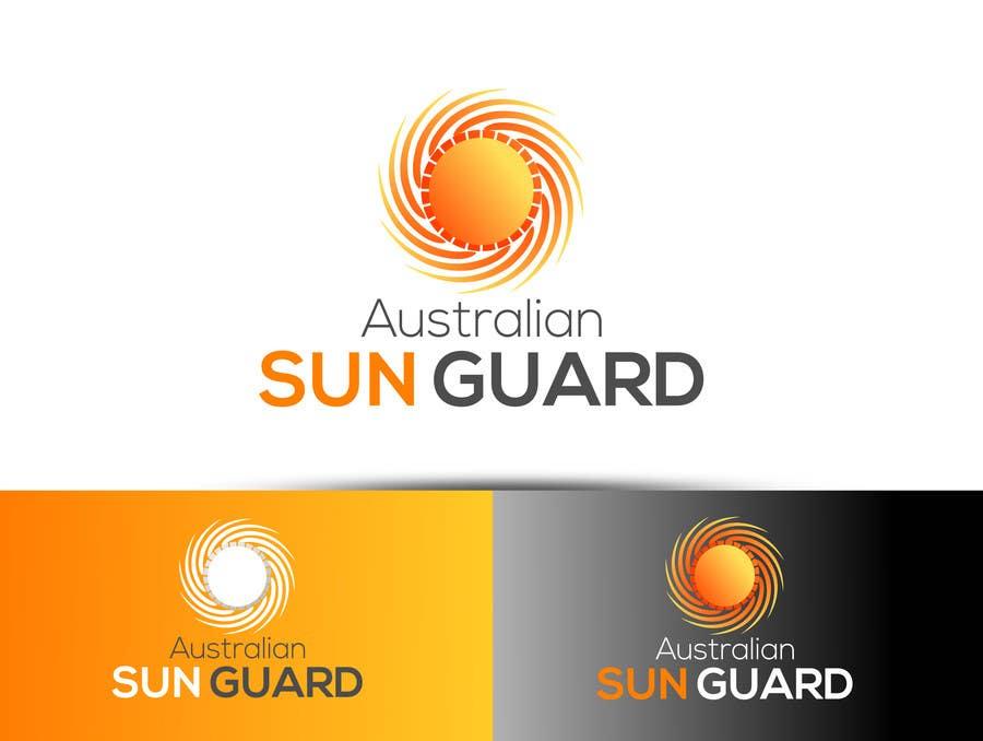 #77 for Design a Logo for Australian Sun Guard by texture605