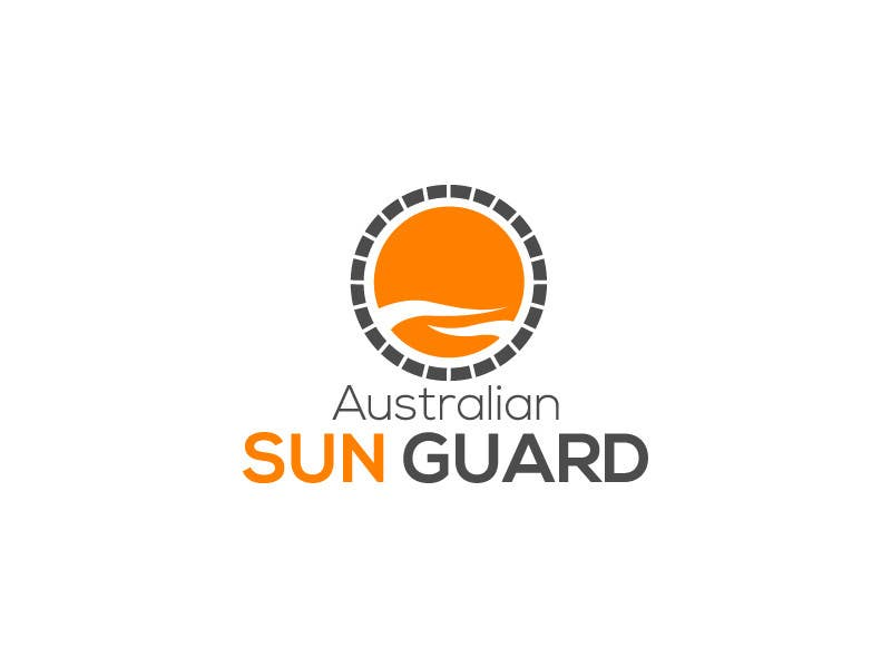 #80 for Design a Logo for Australian Sun Guard by texture605