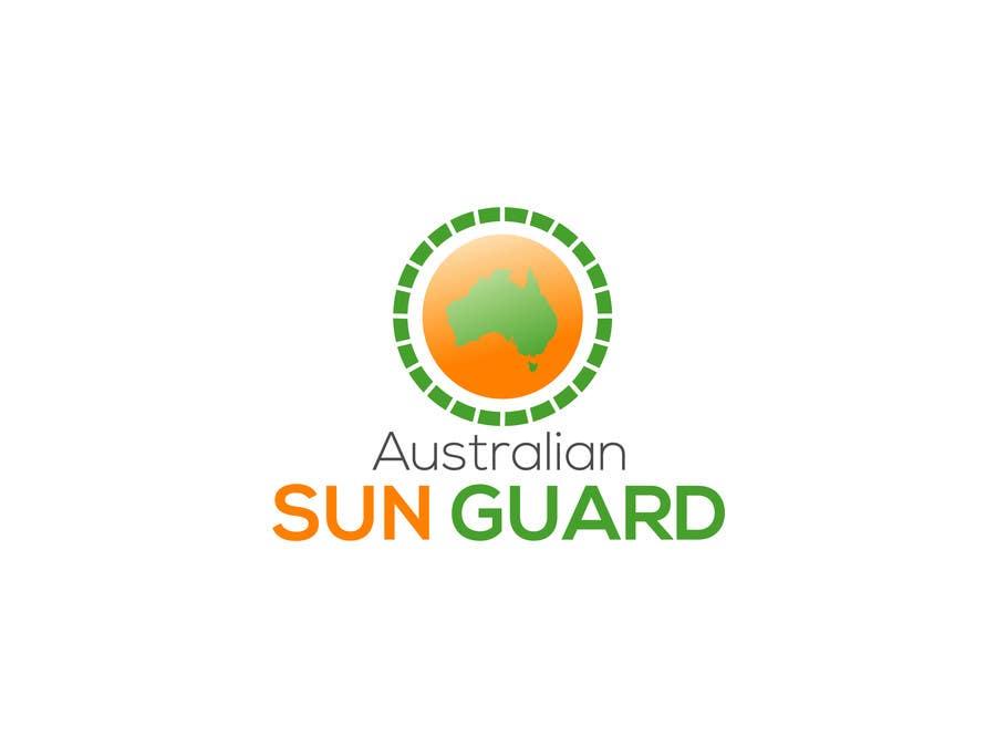 #107 for Design a Logo for Australian Sun Guard by texture605