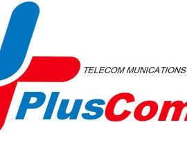 nº 19 pour PlusComms Logo par armtel