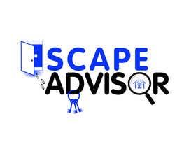 #10 untuk Design a Logo for Escape Advisor oleh kmsinfotech