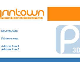 vinu91 tarafından Design a Logo for a 3D printing company için no 32