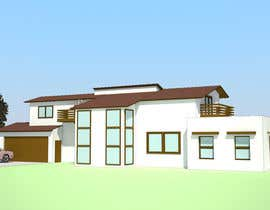 #9 for 3D Model and Paint my 2 Storey House. by evgenyd
