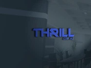 sheraz00099 tarafından THRILL - new logo design için no 86