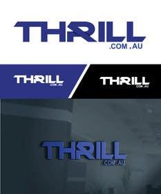 sheraz00099 tarafından THRILL - new logo design için no 90