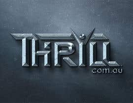 #55 for THRILL - new logo design by YuriiMak
