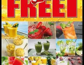 #10 untuk Drinks promotion flyer oleh teAmGrafic