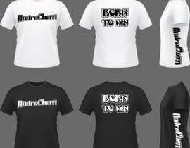 #3 untuk T-Shirt Design -- Some Customized Writing Styles oleh GeekyGrafix