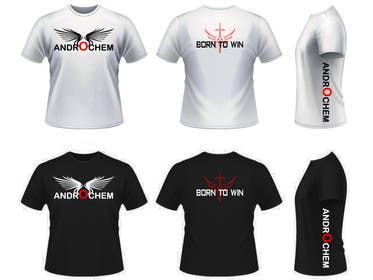 akritidas21 tarafından T-Shirt Design -- Some Customized Writing Styles için no 12