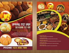#11 untuk Design a Flyer for Snack and coffe shop oleh teAmGrafic