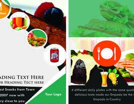 #15 for Design a Flyer for Snack and coffe shop by vishalprintersvn