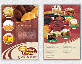 #18 untuk Design a Flyer for Snack and coffe shop oleh damirruff86