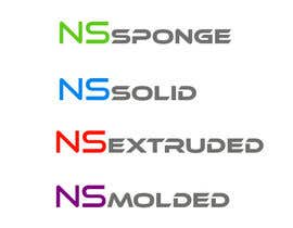 ninaekv tarafından Design Logos for a Family of Product Line Brands for National Silicone için no 16