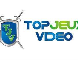 #19 untuk Concevez un logo for TOPJEUXVIDEO oleh BlajTeodorMarius