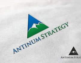 #88 untuk Design a Logo for Antinum Strategy oleh thimsbel