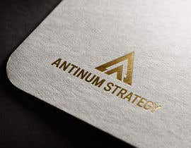 #34 untuk Design a Logo for Antinum Strategy oleh theZeestudio