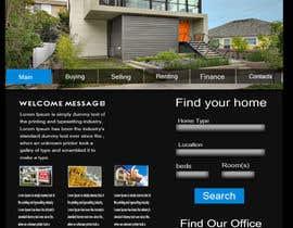 loryngibson tarafından Design a Website Mockup for FREEALTY için no 33