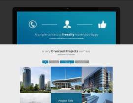 #30 untuk Design a Website Mockup for FREEALTY oleh surajit666