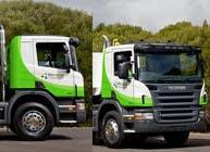 Graphic Design Kilpailutyö #175 kilpailuun Design our the colour scheme/artwork for our new trucks