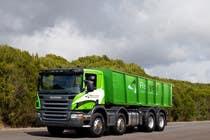Graphic Design Kilpailutyö #70 kilpailuun Design our the colour scheme/artwork for our new trucks