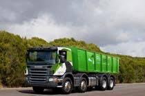 Graphic Design Kilpailutyö #73 kilpailuun Design our the colour scheme/artwork for our new trucks