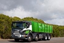 Graphic Design Kilpailutyö #112 kilpailuun Design our the colour scheme/artwork for our new trucks