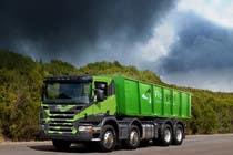 Graphic Design Kilpailutyö #125 kilpailuun Design our the colour scheme/artwork for our new trucks