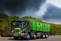 Graphic Design Kilpailutyö #126 kilpailuun Design our the colour scheme/artwork for our new trucks