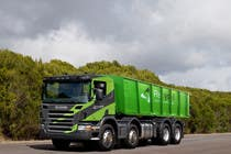 Graphic Design Kilpailutyö #140 kilpailuun Design our the colour scheme/artwork for our new trucks