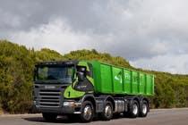 Graphic Design Kilpailutyö #167 kilpailuun Design our the colour scheme/artwork for our new trucks