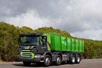 Graphic Design Kilpailutyö #168 kilpailuun Design our the colour scheme/artwork for our new trucks