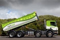 Graphic Design Kilpailutyö #17 kilpailuun Design our the colour scheme/artwork for our new trucks