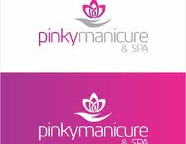 FlaatIdeas tarafından Design a Logo for Manicure & Spa Business için no 6